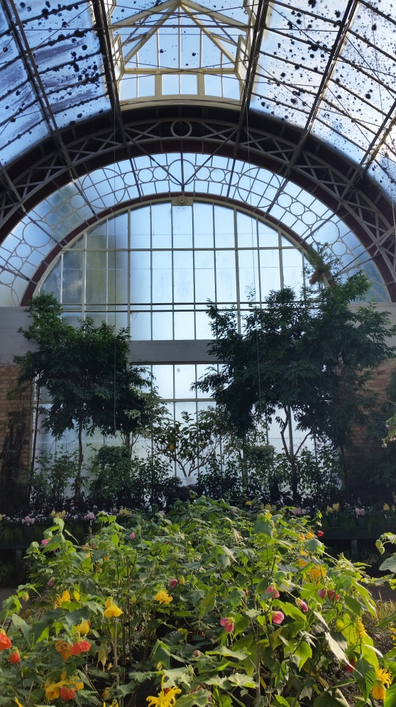 Winter Garden Greenhouse